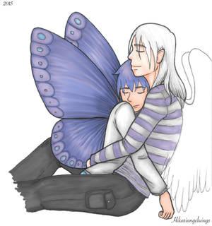 Zech and his little fairy