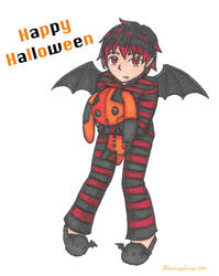 Happy (belated) Halloween!