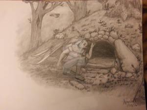Hidden Place Sketch