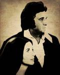 Johnny n June Carter Cash