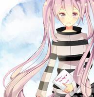 AT: Pinky-neko by cherriluu