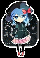 CP: Melon-chan by cherriluu