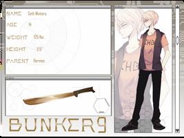 [ Bunker9 - Seth Winters ] by cherriluu