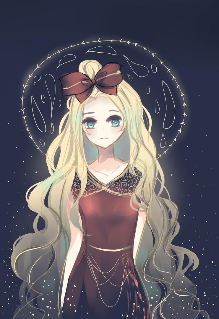 Golden Luck by cherriluu