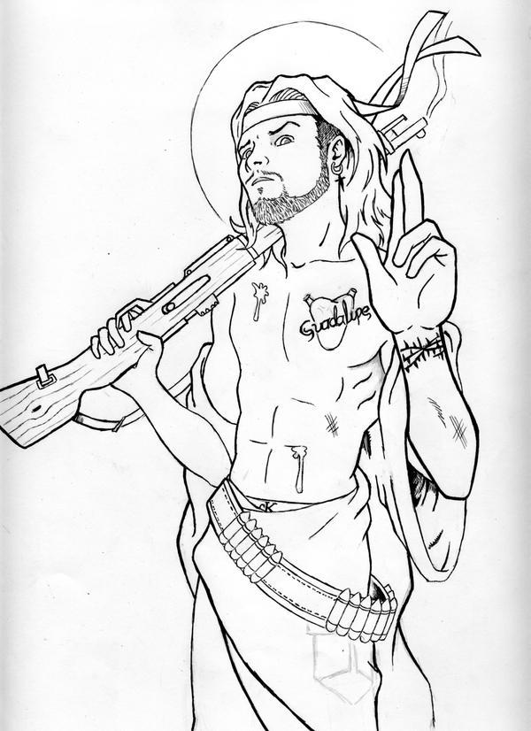 Jesus te ama by Tonyman on DeviantArt