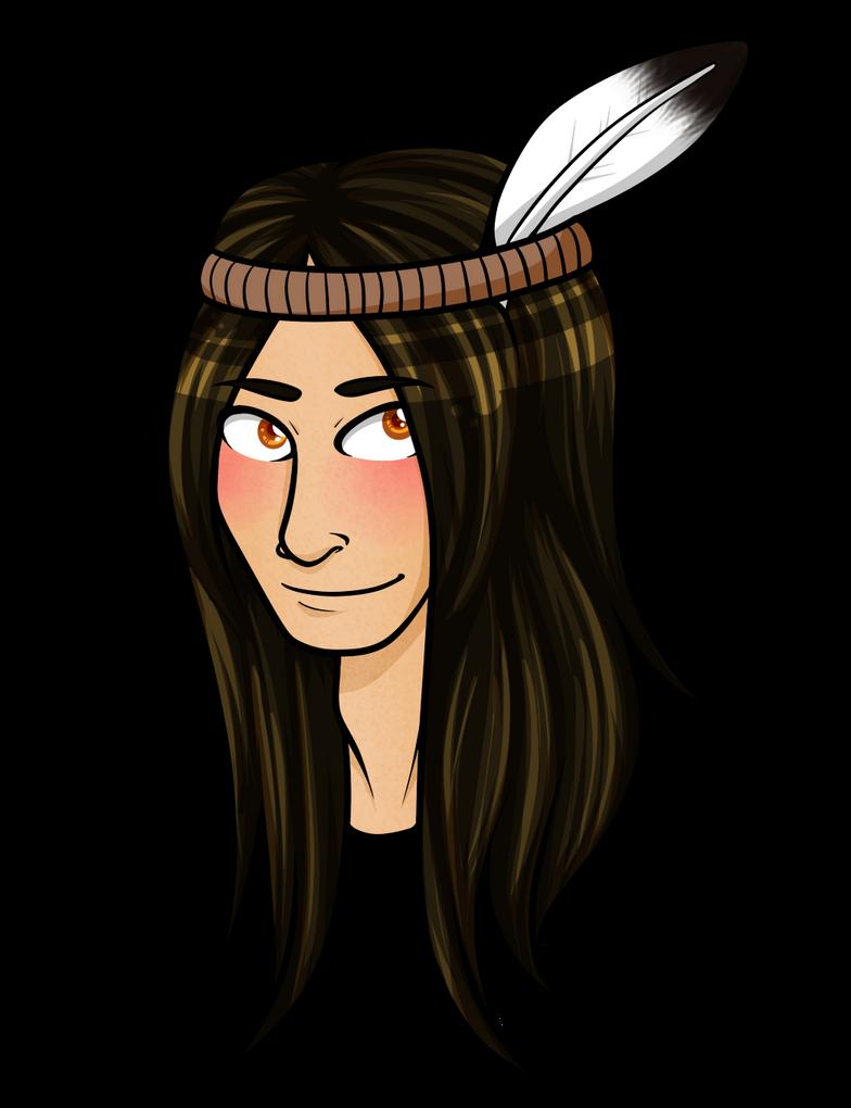 Spirit Headshot by ChaosPhantom444