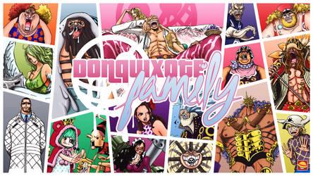 Donquixote Family! [Poster #02]