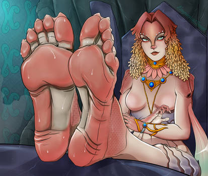 Queen Rutela - Legend of Zelda