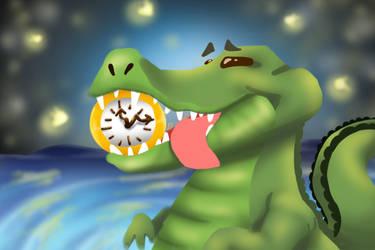 Tick-Tock Croc
