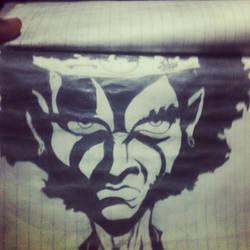 Afro!!! by DISTRAKTMC