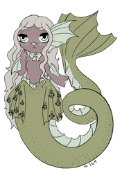 (A) Mermay Wishful- Toy Anchors -OPEN- by Anniekitty14