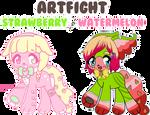 Wishful ArtFight Raffle Adopts! -CLOSED-