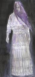 The Ghost Who Walks by ValentinaKaquatosh