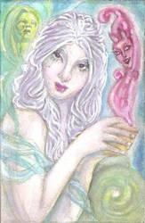Maiden of the Mists by ValentinaKaquatosh