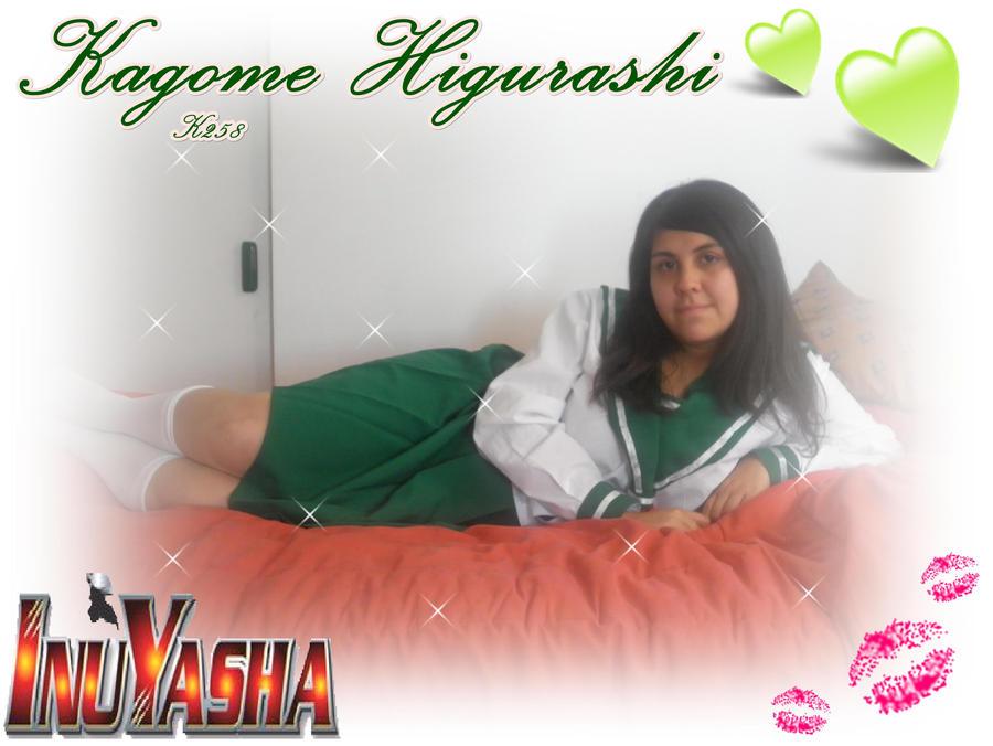 Kagome Higurashi - sexy by ~aomehigurashi258 on deviantART