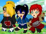 Aome-chan-With my Friends by aomehigurashi258
