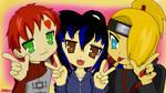 Team Aome - lucky star by aomehigurashi258