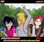 My team - firt mission by aomehigurashi258