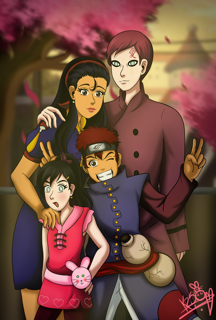 GaaAo - family by aomehigurashi258