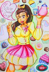 Kmil - Have a sweet Day - Che Gioia by aomehigurashi258