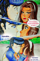 JoHan -Josuke x Hanako- Contigo en la Distancia by aomehigurashi258