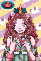 Kmil - UnicornGirl - Che Gioia by aomehigurashi258