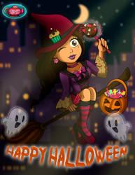 Che Gioia - Happy Halloween 2018 by aomehigurashi258