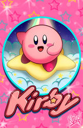 Kirby - By Aome-chan