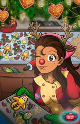 Kmil - Merry Xmas - Che Gioia by aomehigurashi258
