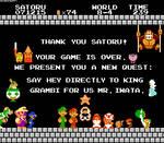 Thank You, Satoru Iwata.