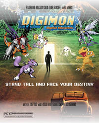 Fun With Photoshop 01 - Digimon the Movie by rchammer97