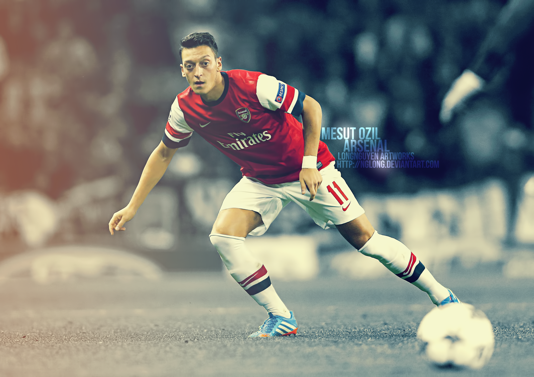 Mesut Ozil Wallpaper Full HD By Nglong On DeviantArt