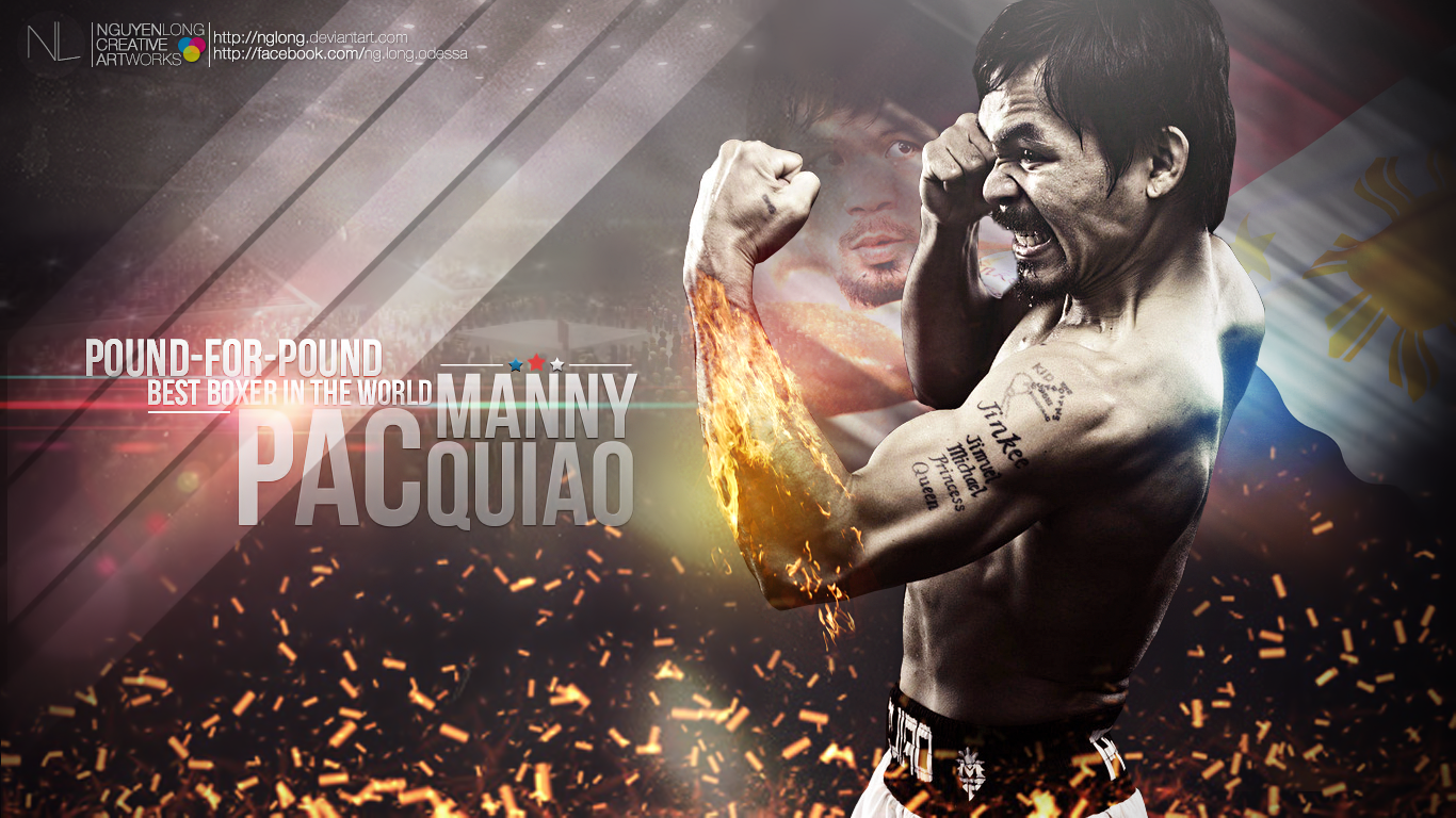 manny pacman pacquiao wallpapers