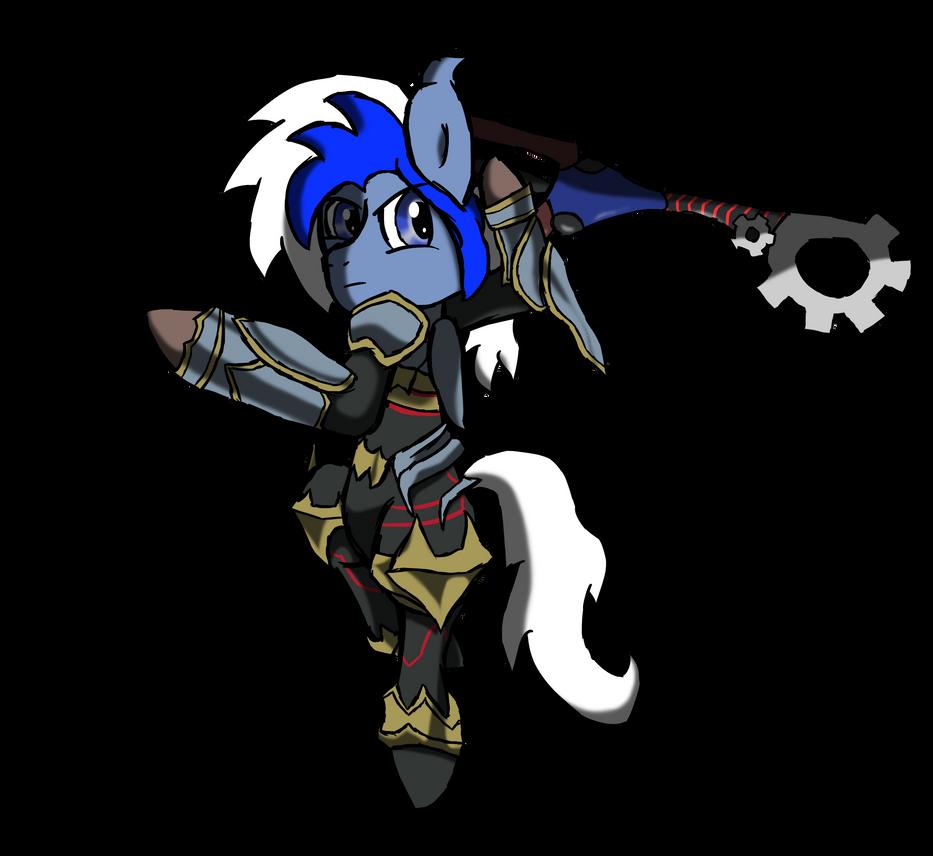Silvercog Keyblade Armor by GypZtheQuaker on DeviantArt