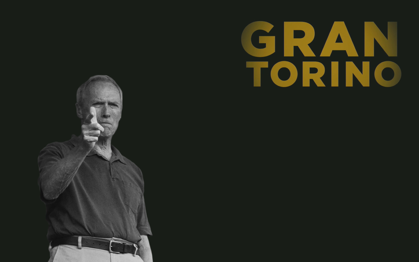 gran torino film review T he ford gran torino earned its footnote in pop culture history when a ketchup-red 75 model with a white racing stripe was featured every week in the tv cop show starsky and hutch the.
