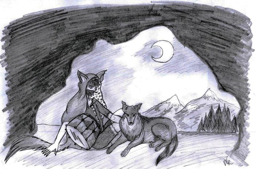 Parabatai Wolfs