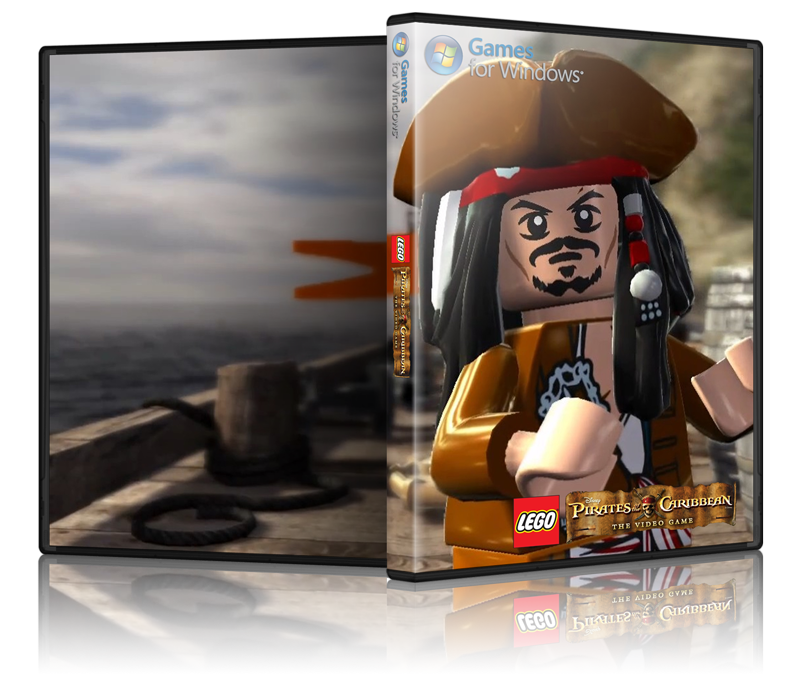 Lego Pirates Of The Caribbean Custom Pc Cover By Lambomann007 On