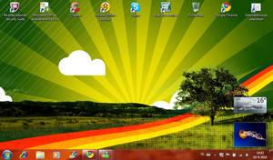 Windows7: WeekyScreenshots One