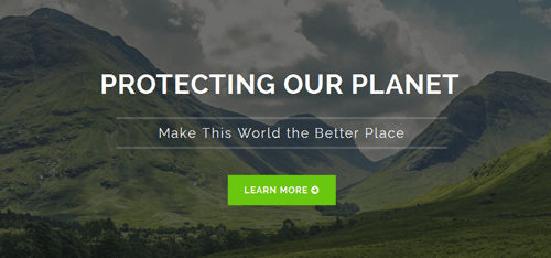 Environment Avartan slider WordPress plugin