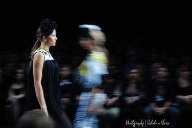 Russian Fashion Week by floun
