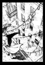 The Detective Scene by ThirdPotato