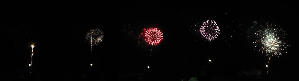 Birth of Fireworks by Fyuvix