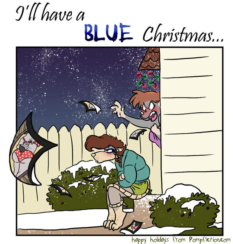 ill have a blue christmas by thirdpotato - I Ll Have A Blue Christmas