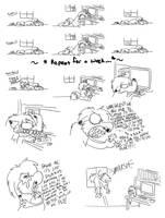 Comic- Fyuvix Flips by ThirdPotato