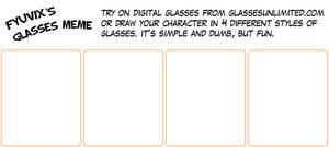 Glasses Meme