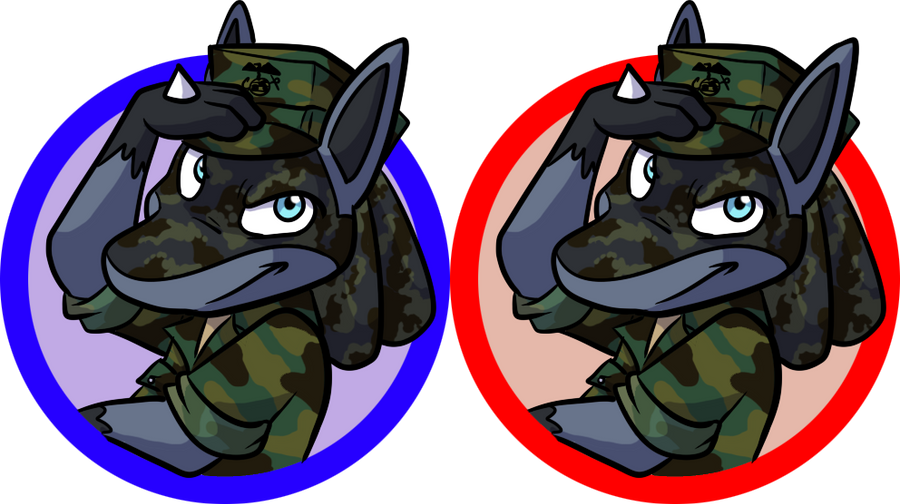 Commission- Lucario TF2 Sprays by Fyuvix