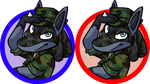 Commission- Lucario TF2 Sprays