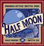 Halfmoon Betta