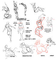 Gesture Notes by ThirdPotato