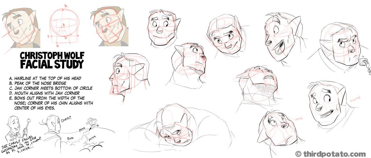 Facial Construction 115